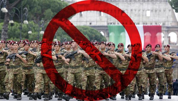 Risultati immagini per rete pace 2 giugno