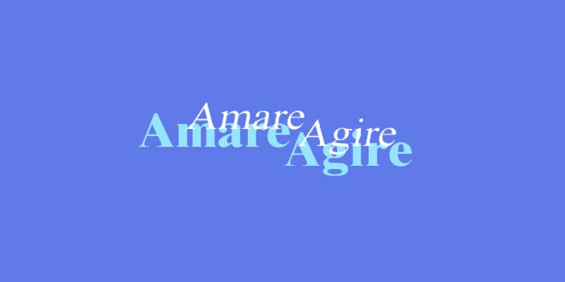 Notiziario Amare Agire 04/2016