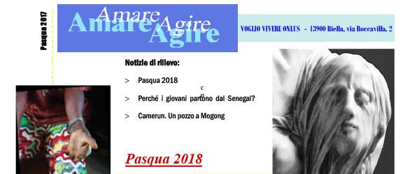 Notiziario Pasqua 2018